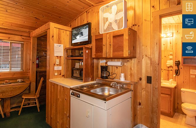 Cabin Rentals in Idaho